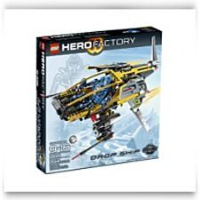 174 Hero Factory Drop Ship 7160