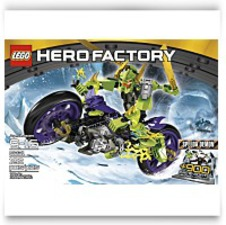 Hero Factory 6231 Speeda Demon
