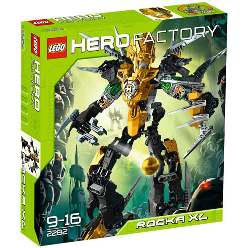 Lego ® Hero Factory Rocka Xl 2282