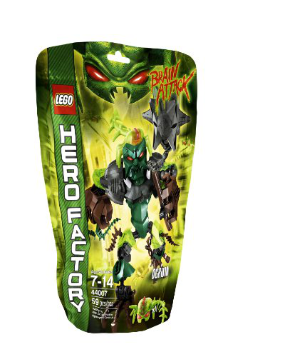 Hero Factory Ogrum 44007